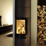 samostoječe peči na drva