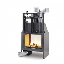Kamin MB76 double face